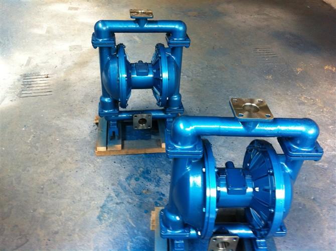 |隔膜泵的结构名称图片
